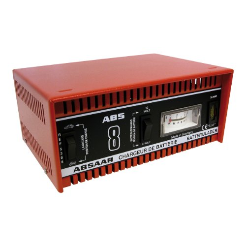 Carpoint 0605306 Absaar Batterie Ladegerät 8A