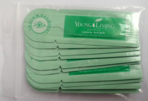 Young Living Essential Oil Packets-Peace and Calming