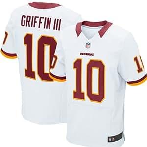NFL Washington Redskins Robert Griffin III RG3 Youth White Jersey (Youth Xlarge Size 18/20)