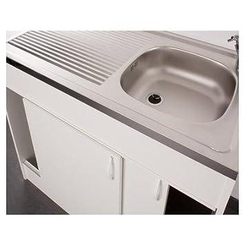 mebasa kpsp10050 sp lenschrank komplettsp le hochwertiger sp ltisch inkl unterschrank. Black Bedroom Furniture Sets. Home Design Ideas
