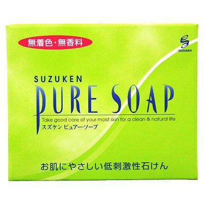 スズケン PURE SOAP 50g