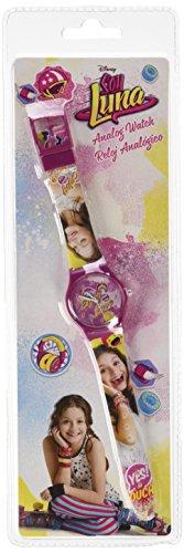 Soy Luna - Reloj analógico (Kids WD18006)
