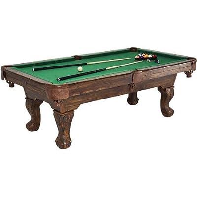 "Barrington Billiards Springdale Pool Table, 89.5"" x 50.5"" x 31"""