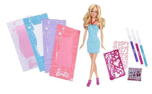 Barbie BDB35 Design Studio Fashion Doll