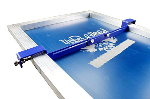 Double Color Separation Stencial Isolator Screen Printing (Screen Printing Number Stencils compare prices)