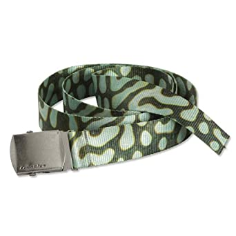 Orvis Men's Artisanal Troutskin Web Belt, Brook Trout