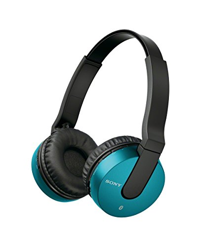 Best Deal Sony Mdrzx550bn Bluetooth And Noise Cancelling Headset Blue Top Bluetooth Headsets