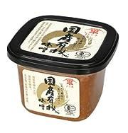 青森 ふじ泉 ふじ泉 国産有機味噌 カップ450g×12