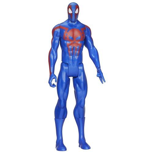 HASBRO Marvel Spiderman 2099 Blu 30cm. A8726 A8729