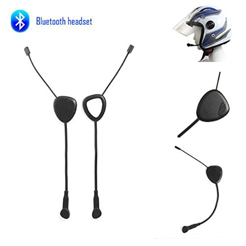 Hands Free Motorcycle Helmet Intercom Stereo Bluetooth Headset For Mobile Phones Iphone Samsung Galaxy S5 S4 Note 3 S3