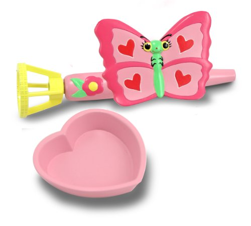Melissa & Doug Sunny Patch Bella Butterfly Bubble Blower front-364424