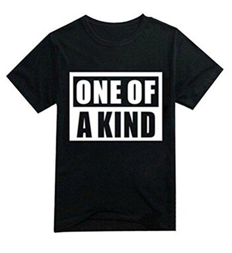 Bigbang ONE OF A KIND G-Dragon Taeyang Unisex T-shirt (Black, S) (Good Boy G Dragon Shirt compare prices)