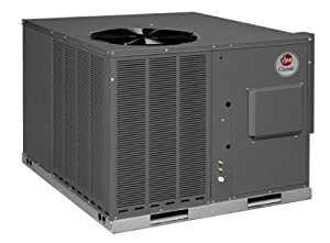 3 Ton 13 Seer Rheem / Ruud 80,000 Btu 80% Afue Gas Package Air Conditioner - RRNLB036JK08E