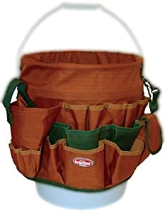 Bucket Boss 01056 56-Pocket Bucket Tool Organizer