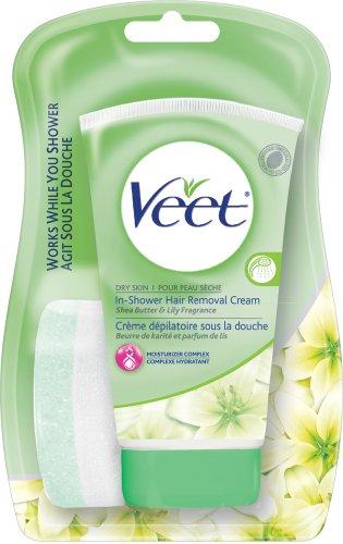 Veet Hair Removal Gel Cream, Dry Skin Formula 5.1 fl oz (150 ml)