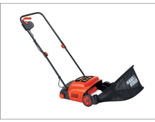Black & Decker GD300-GB 600W Electric Lawn Raker