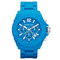 Michael Kors MK8261 Drake Blue Chronograph Watch