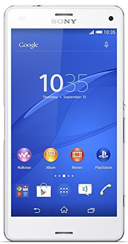 Sony Xperia Z3 Compact D5803 16GB Unlocked GSM LTE 4.6