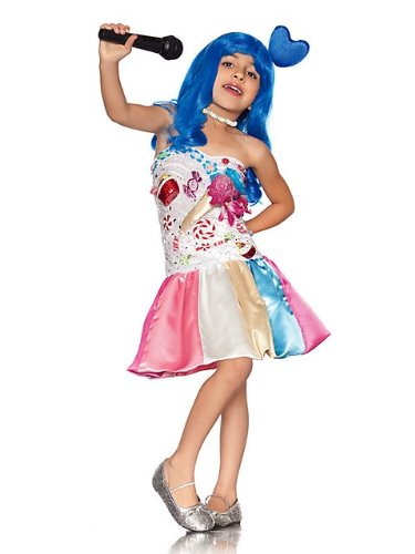 Katy Perry California Girl Child Costume