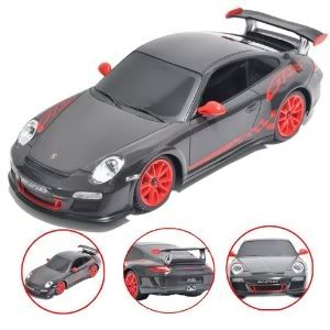 Toy / Game Fascinating 1/18 Scale Porsche 911 Gt3 Rs Full Function Radio Remote Control Car Rc (Ages 8+)