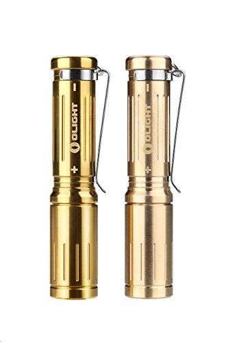 Olight® i3S-CU Nouveauté Lampe de Poche Porte-clé EDC avec Cree XP-L LED 180 Lumens (Global Limited Edition)