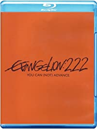 Evangelion: 2.22 You Can (Not) Advance - Blu-ray