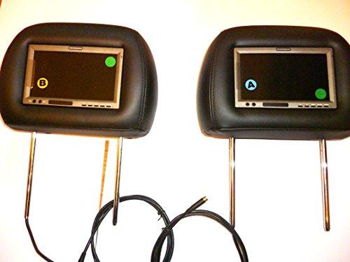 hummer-h2-headrest-dvd-video-screen-left-right-2-pcs-03-09-oem