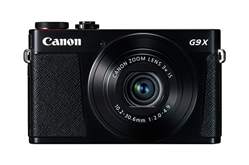 For Sale! Canon PowerShot G9 X Digital Camera with 3x Optical Zoom, Built-in Wi-Fi and 3 inch LCD (B...
