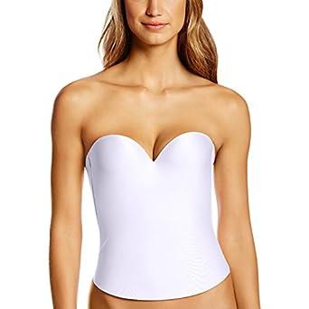 Felina Essentials Seamless Hidden Wire Bra Style 7643, White, 36A