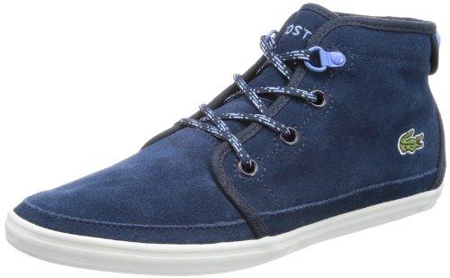 Lacoste Women's ZIANE CHUKKA NSO SPW High Top Blue Blau (dk blu/lt blu) Size: 6 (39 EU)