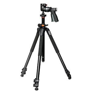 Vanguard Alta Pro 263AGH - Trípode para cámaras (empuñadura de pistola GH-100), negro