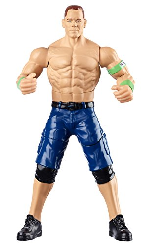 WWE Super Strikers Dual Force John Cena Figure