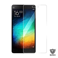 MoArmouz Go - Tempered Glass For Xiaomi Mi 4i / Mi4i Clear Glass by MoArmouz- 9H Hardness, 2.5D Curved Edge, Ultra Clear, Anti-Scratch, Bubble Free for Xiaomi Mi4i Mi 4i HD Clear Tempered Glass Screen Protector