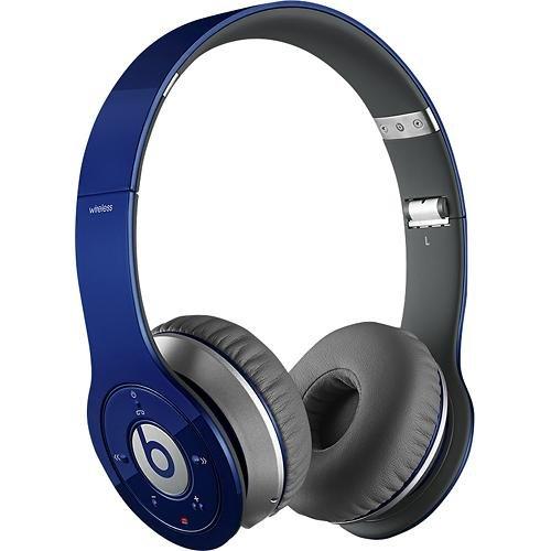 Beats By Dr. Dre Wireless On-Ear Headphones (Blue)