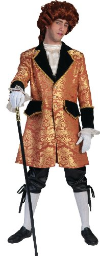 Funny Fashion French Charles at Court Adult Costume