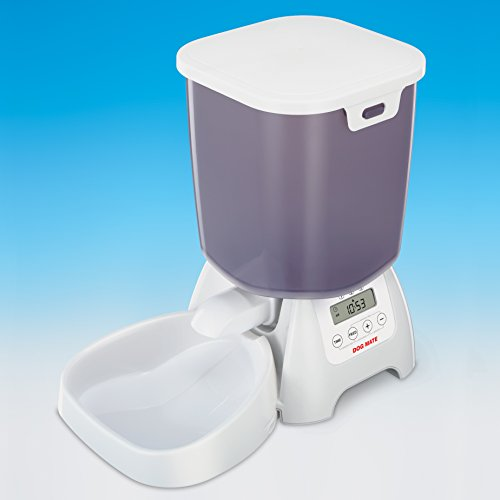 Cat Mate C3000 Automatic Dry Food Pet Feeder New Ebay