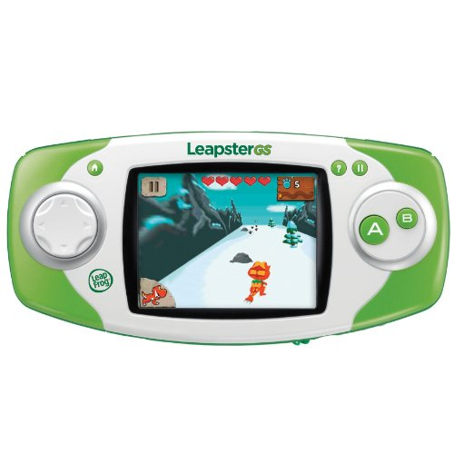Amazon.com : LeapFrog LeapsterGS Explorer : Electronic Learning Aid Notepad System Cartridges : Toys & Games