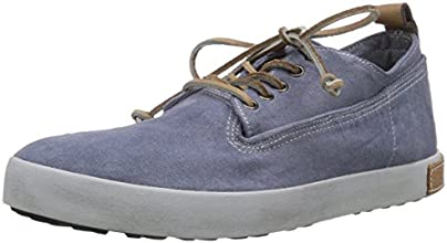 Blackstone Jm50, Baskets mode homme - Bleu (Indigo), 43 EU