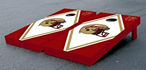 Florida State FSU Seminoles Cornhole Game Set Diamond Version by Gameday Cornhole
