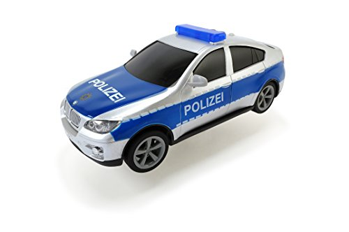 Dickie-Toys-203713000-Police-Patrol-Polizeiauto-inklusive-Batterien-20-cm