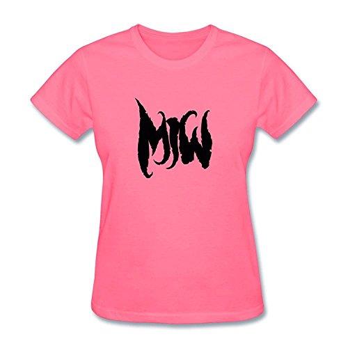 Women's Motionless In White Band Logo T-shirt XLarge