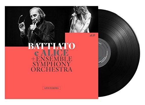 Live in Roma - Doppio Vinile in Versione Numerata (Esclusiva Amazon.it)