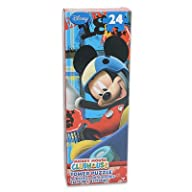 24pc Mickey Tower Puzzle