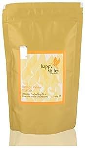 Happy Valley Organic Darjeeling Black Tea (TGFOP) - 250 Gms