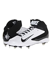 Nike Huarache Strike Mid Metal Men's Cleated Shoes