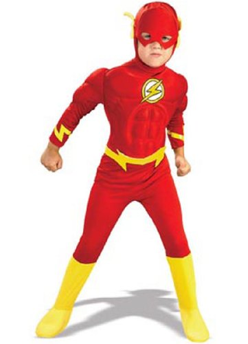 Child Deluxe The Flash™ Costume