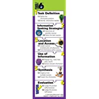 Big6 Middle School Bookmarks, Package of 200