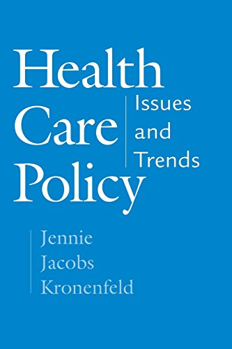 Health Care Policy: Issues and Trends