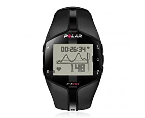 POLAR FT80 Heart Rate Monitor, White Dial