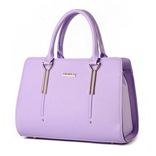 dolce-signora-moda-tracolla-messenger-handbag-purple-taro